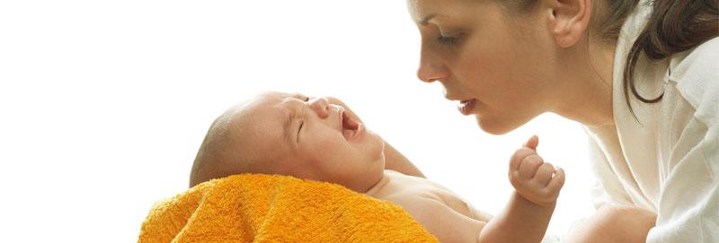 תינוק בוכה - מה מפריע לו?